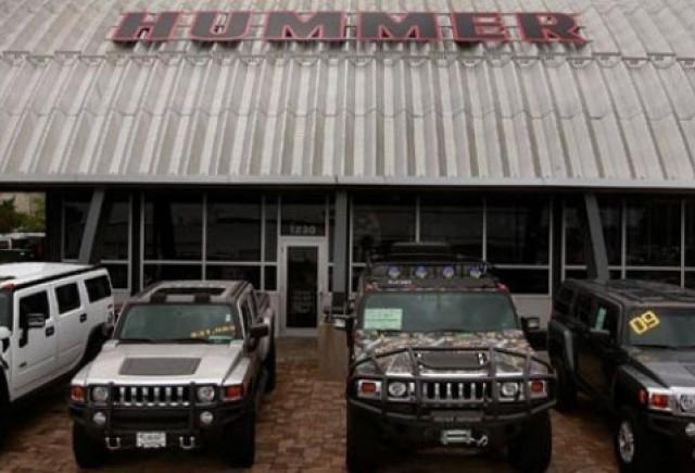 China blocheaza achizitia marcii Hummer
