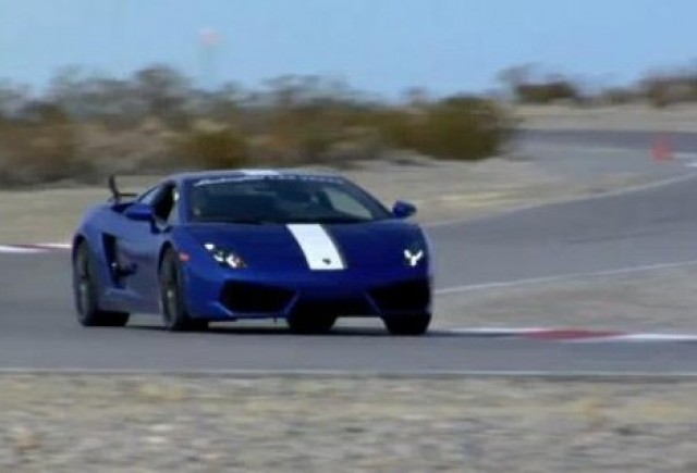 VIDEO: Lambo LP 550-2 Valentino Balboni vs. Ford GT vs. Audi R8