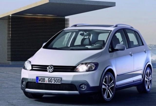 OFICIAL: Noul Volkswagen CrossGolf