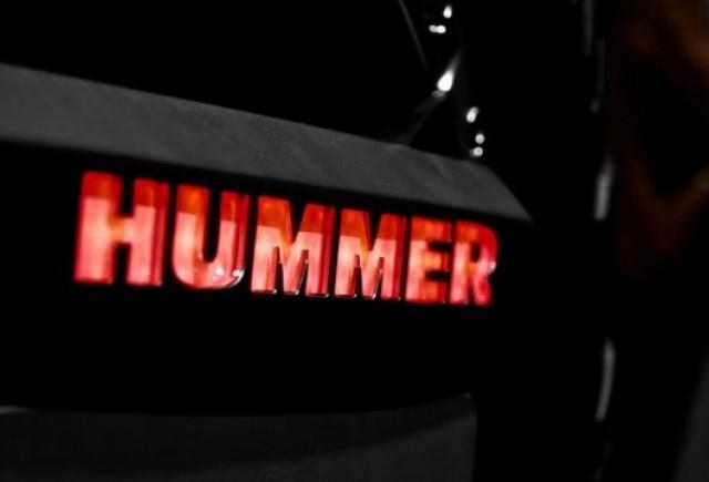 Vanzarea Hummer a cazut, GM va inchide brandul