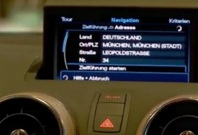 VIDEO: Sistemul Infotainment de pe noul Audi A1