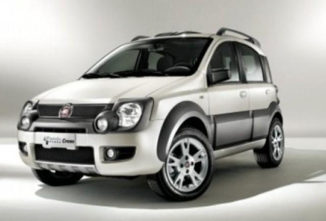 Fiat Panda Cross va primi un propulsor pe GPL