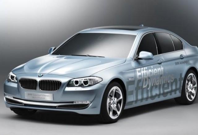 OFICIAL: BMW Seria 5 Activehybrid