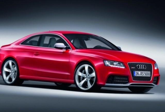 FOTO: Audi RS5