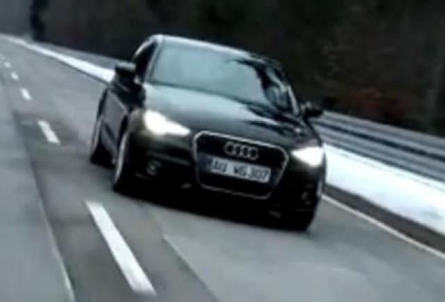 VIDEO: Primul drive-test cu Audi A1