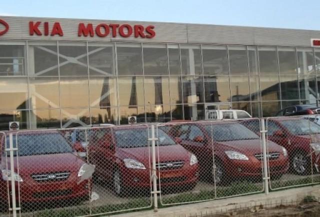 Afacerile Kia Romauto au scazut cu 9% in ianuarie