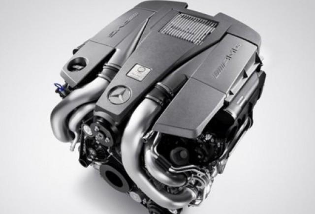 Mercedes S63 AMG va primi un V8 de 5.5 litri