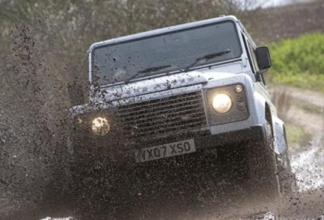 Land Rover pregateste un nou model Defender