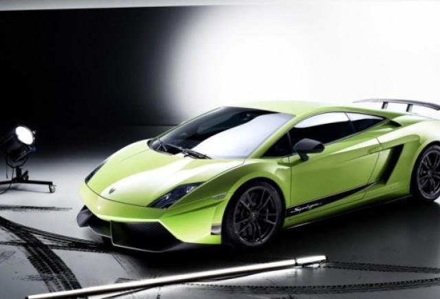 Geneva LIVE: Lamborghini Gallardo 570-4 Superleggera