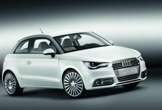 Geneva LIVE: Audi A1 e-tron, primele date oficiale