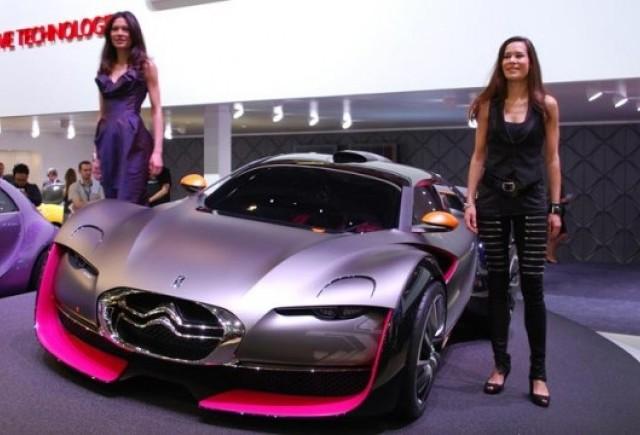 Geneva LIVE: Conceptul Citroen Survolt