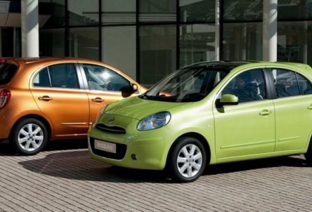 Geneva Live: Nissan Micra