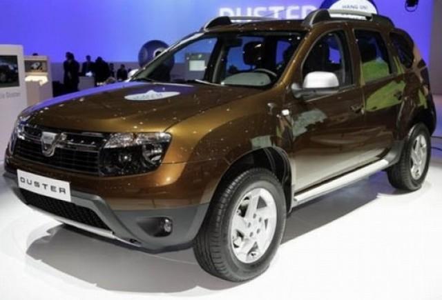 Geneva LIVE: A fost lansat Dacia Duster!