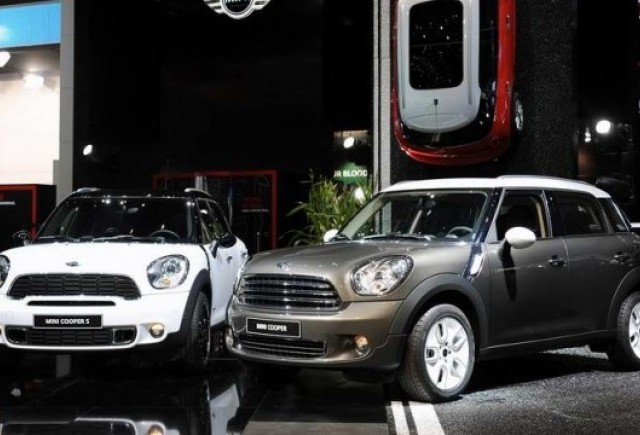 Geneva LIVE: MINI Countryman