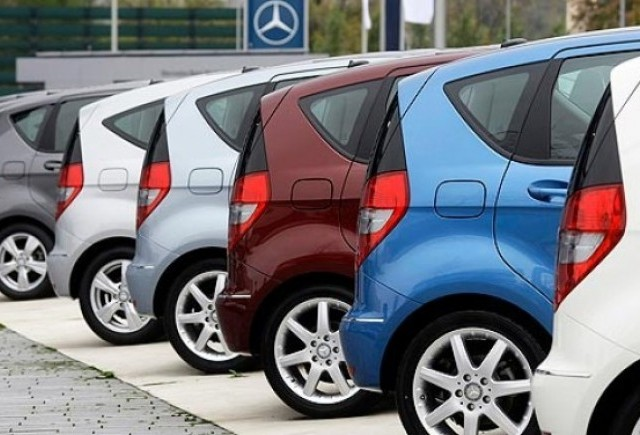 Piata auto din Germania a scazut iar in februarie, cu un ritm anual de 30%