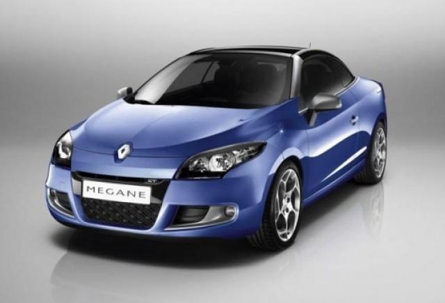 Geneva LIVE: Renault prezinta  Megane GT si GT Line