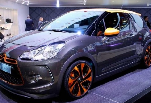 Geneva LIVE: Citroen DS3 Racing