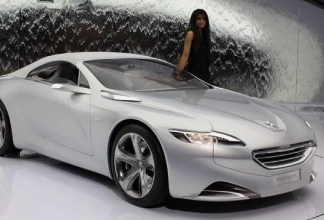 Geneva LIVE: Peugeot SR1 Concept