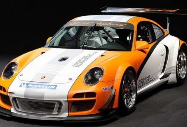 Geneva LIVE: Porsche 911 GT3 R Hibrid