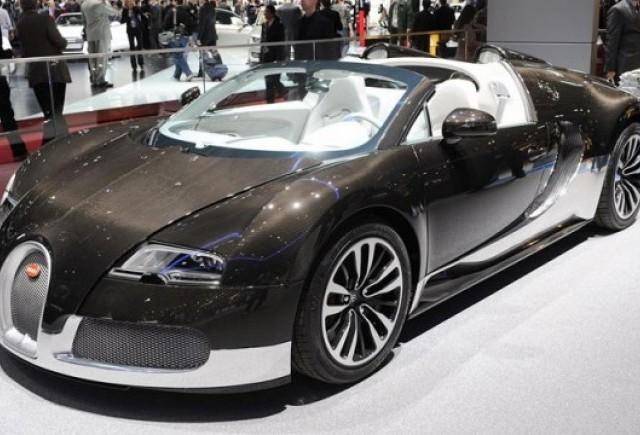 Geneva LIVE: Bugatti dezvaluie doua editii speciale ale lui Veyron Grand Sport