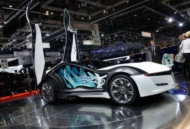 Geneva LIVE: Alfa Romeo Pandion Concept