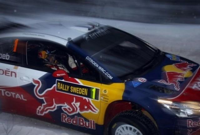 Citroen WRC este marele favorit in Raliul Mexicului