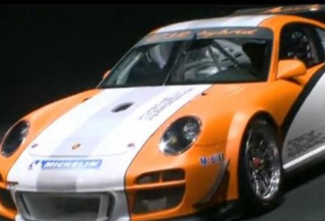 VIDEO: Porsche 911 GT3 R Hibrid