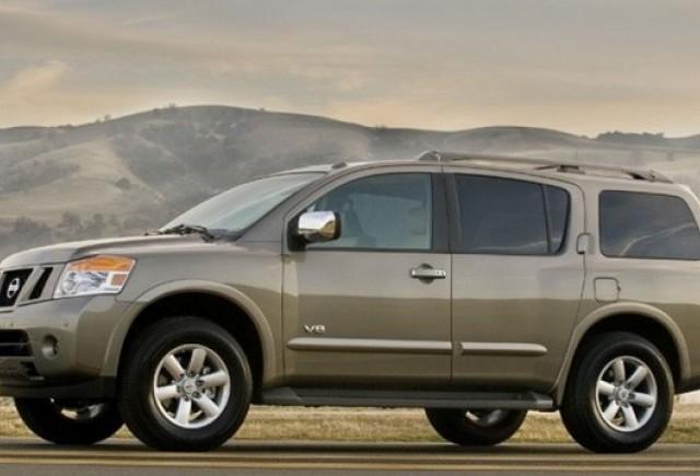Nissan recheama 540.000 vehicule in service