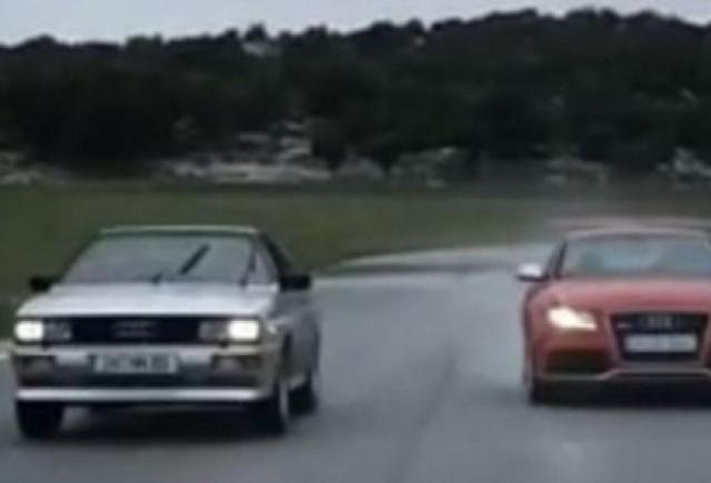 VIDEO: Noul Audi RS5 se prezinta din toate unghiurile