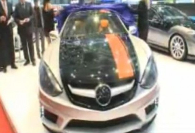VIDEO: Carlsson C25