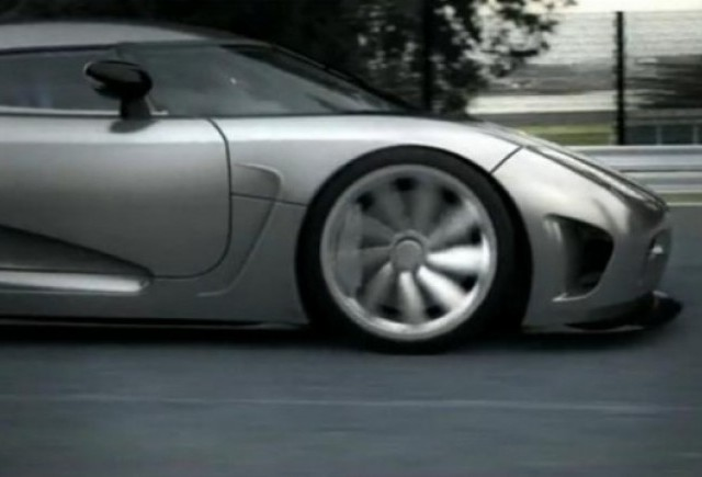 VIDEO: Koenigsegg Agera prezentat din toate unghiurile