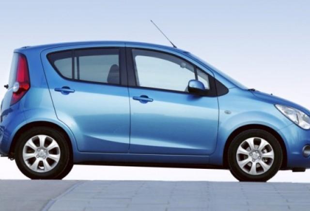 Opel va realiza noul Agila fara Suzuki