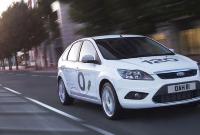 Ford va lansa 5 modele electrice pana in 2013