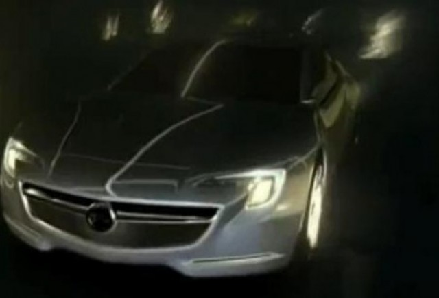 VIDEO: Conceptul Opel Flextreme GT/E