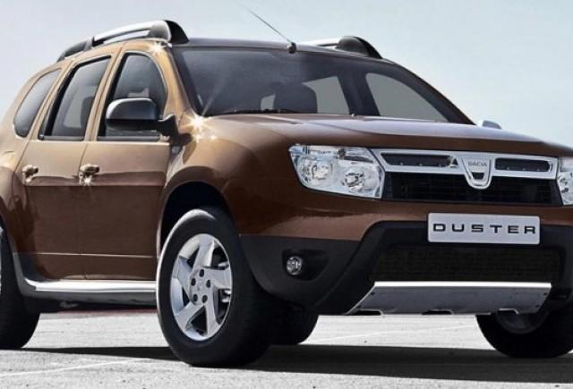 Dacia lanseaza Duster in Romania pe 18 martie