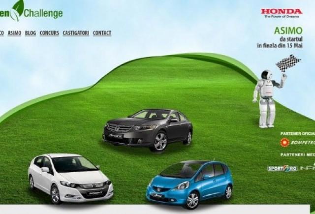 Incepe Honda GreenChallenge 2010!
