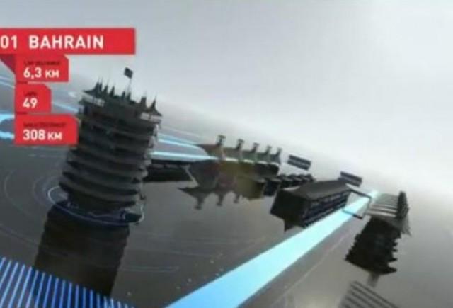 VIDEO: Mark Webber prezinta circuitul din Bahrain