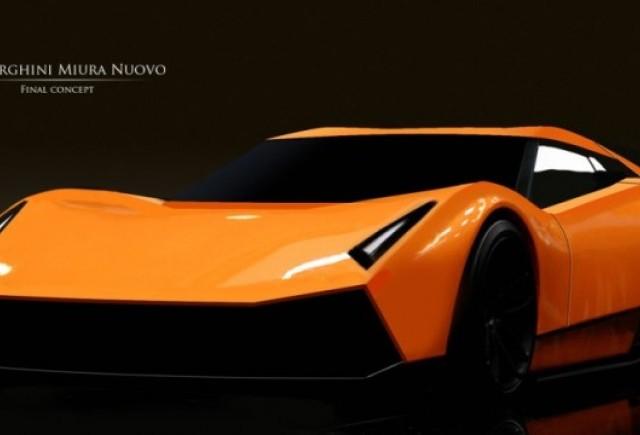 Studiu de caz: Conceptul Lamborghini Miura Nuovo