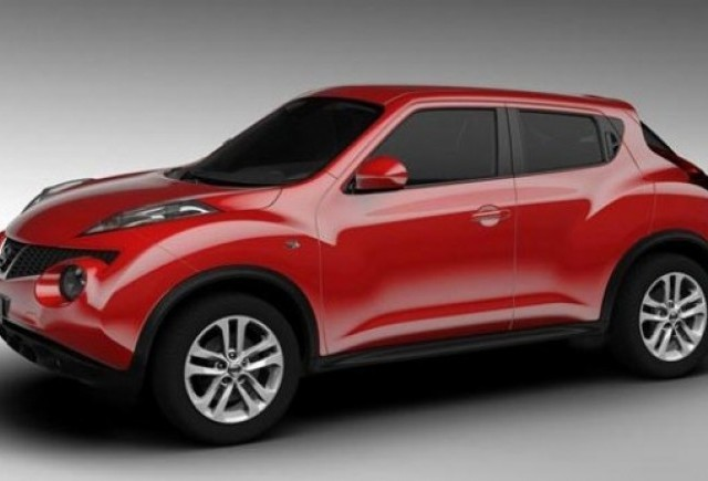 Nissan Juke salveaza slujbele angajatilor fabricii din Sunderland