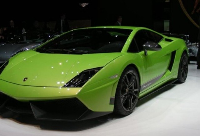 Lamborghini a vandut 1515 masini in 2009