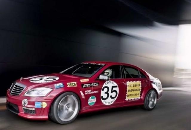 Noul motor Mercedes-Benz 5.5 litri biturbo