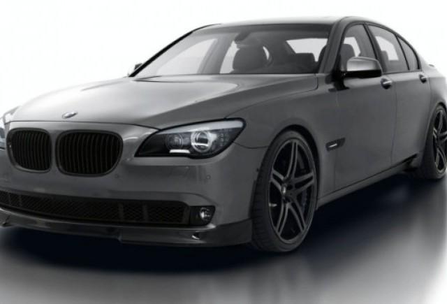 BMW Seria 7 tunat de Vorsteiner