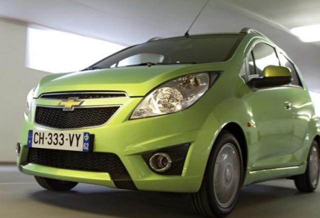 Noul Chevrolet Spark, in Romania de la 6.999 euro cu TVA