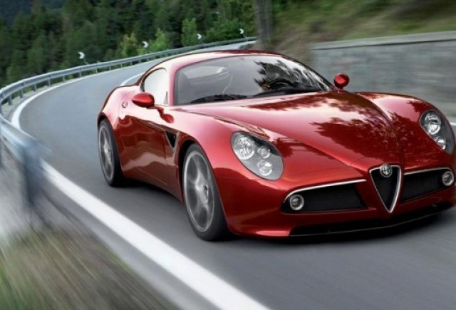 Alfa Romeo 4C, editie aniversara pentru centenariu