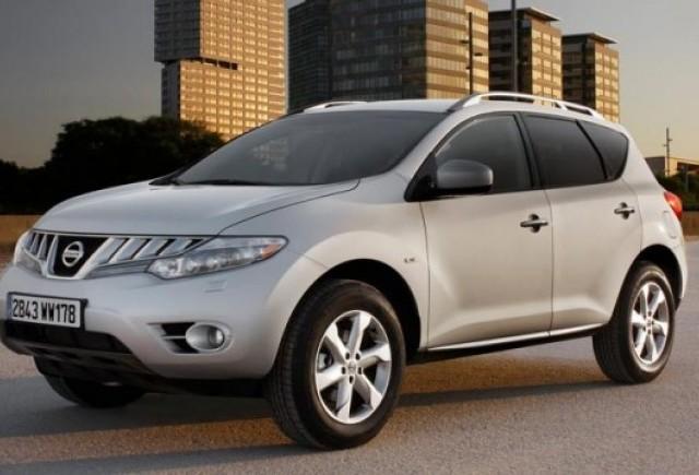 Nissan Murano va fi produs in Rusia