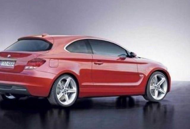 Seria 0, primul BMW cu tractiune fata