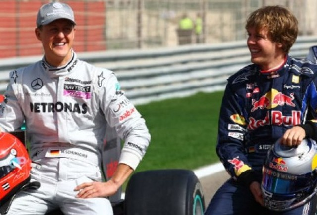 Vettel pleaca din pole-position in Bahrain