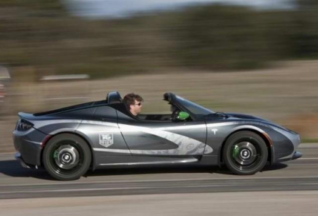 TAG Heuer Roadster Sport pe sosea