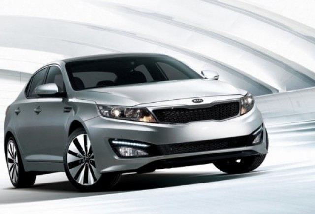 New York 2010 preview: Kia Optima