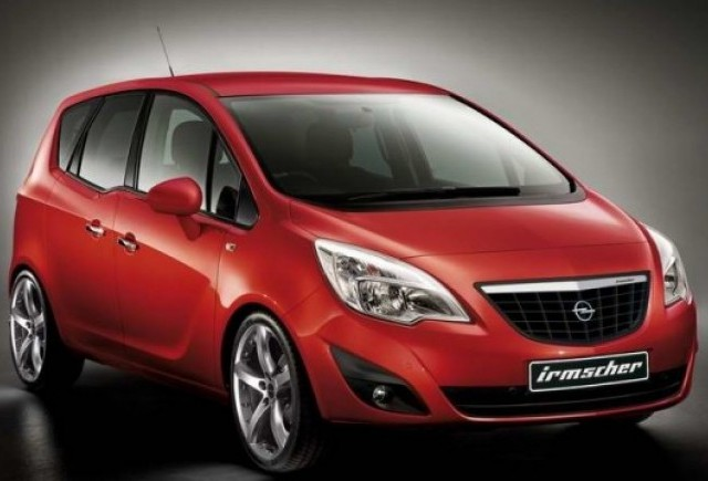 Opel Meriva by Irmscher